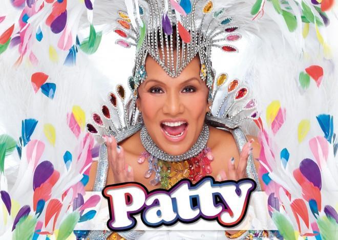 Patty Brard profiel foto