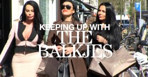 Keeping Up With The Balkjes
