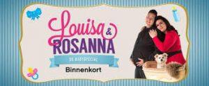 Louisa en Rosanna de Babyspecial